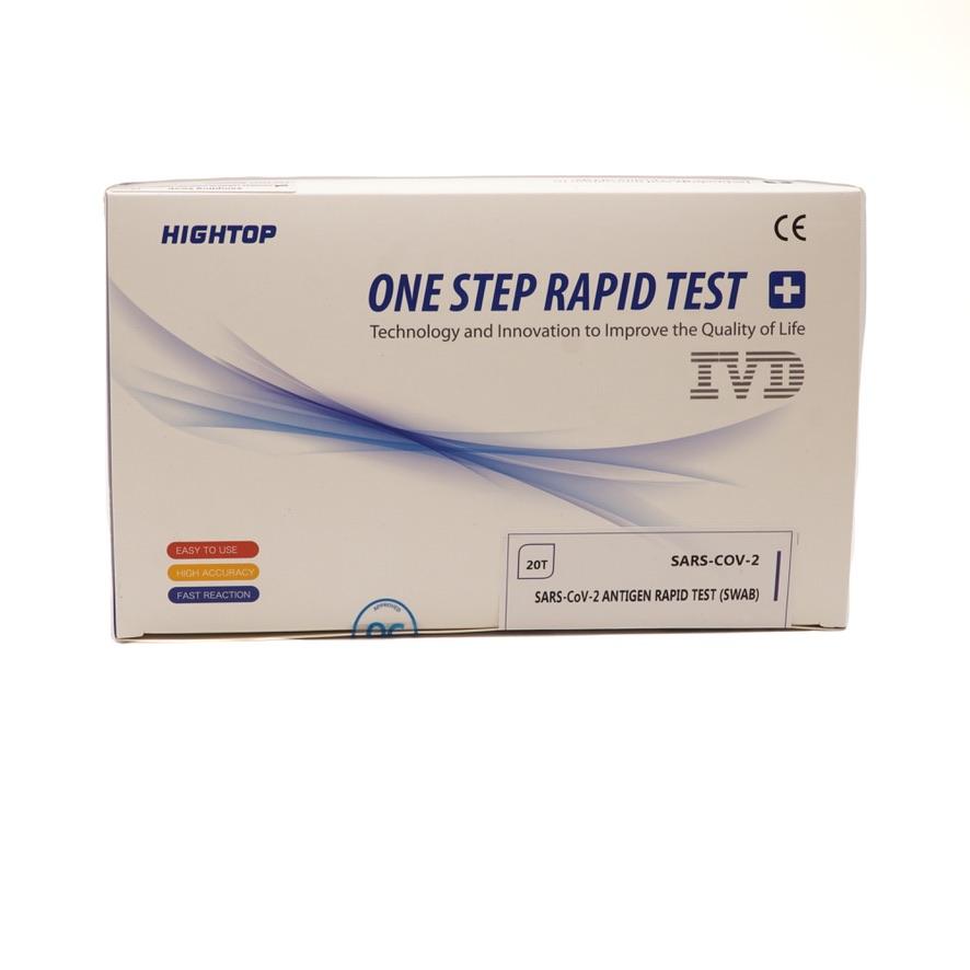 COVID-19 Antigen Schnelltest, HIGHTOP